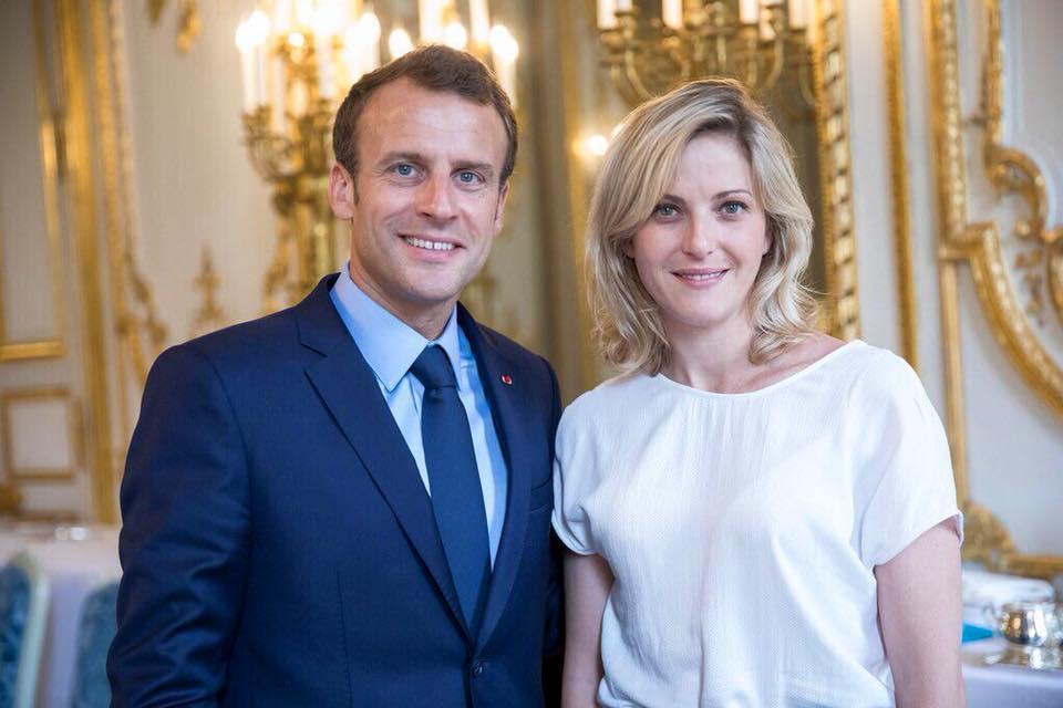 Macron dans la tourmente ..