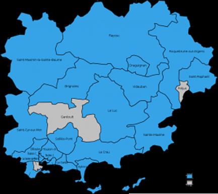 Départementales Varoises 2021